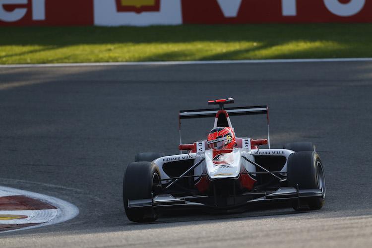 Ocon GP3 Spa 2015