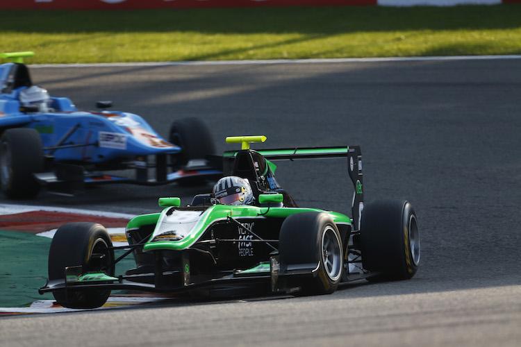 Fontana 2015 GP3 Spa