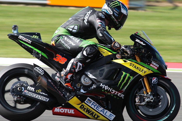 Bradley Smith - Photo Credit: Tech 3