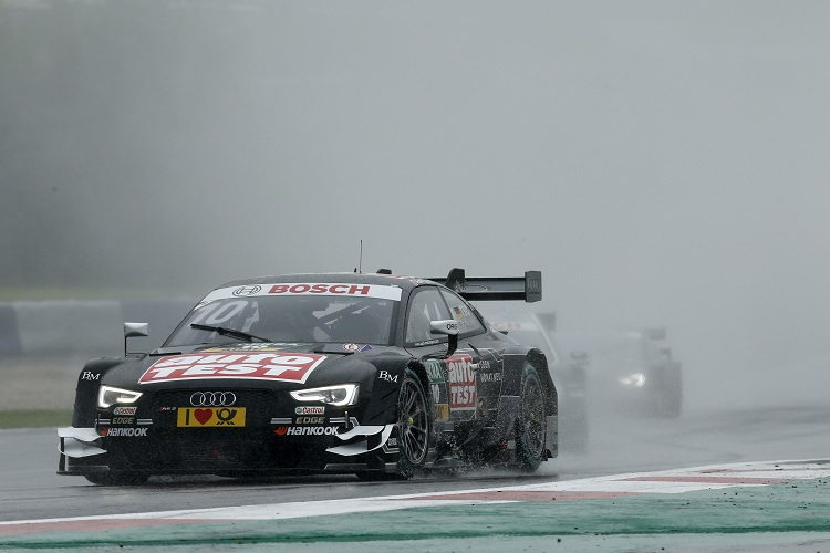 #10 Timo Scheider, Audi RS5 DTM,