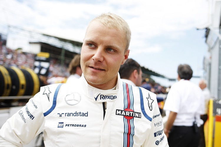 Valtteri Bottas reckons Williams could have a strong weekend in ...