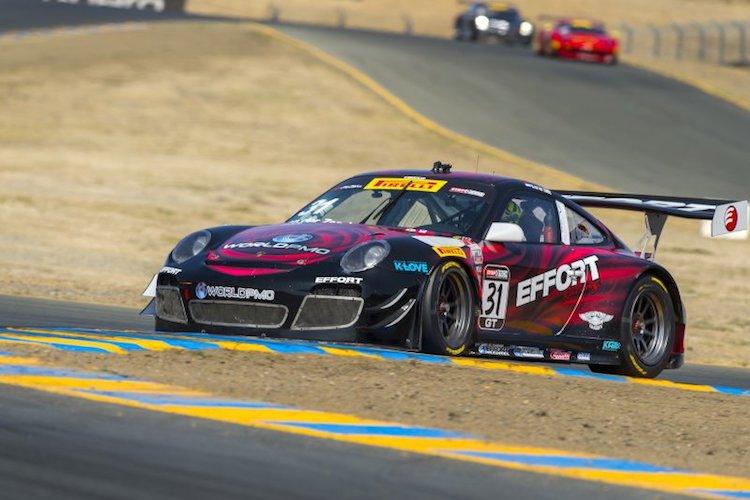 Renger van der Zande K-PAX Racing 2015 Sonoma PWC
