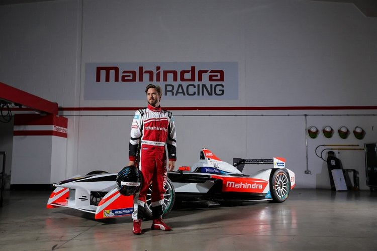 Nick Heidfeld Mahindra Racing