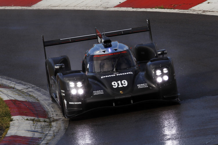 Porsche 919 Hybrid, Porsche Team: Timo Bernhard, Brendon Hartley