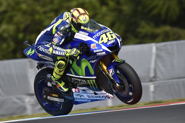 Valentino Rossi - Photo Credit: Movistar Yamaha