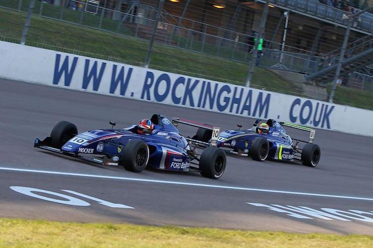 Herta Norris 2015 MSA Formula Rockingham