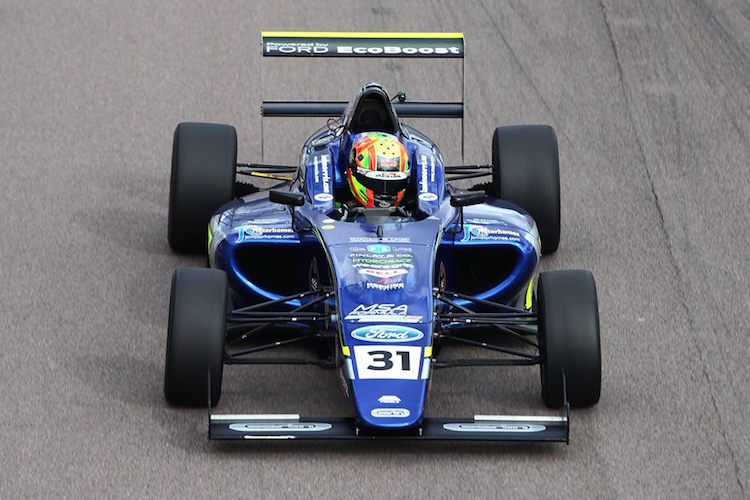 Norris 2015 Rockingham MSA Formula