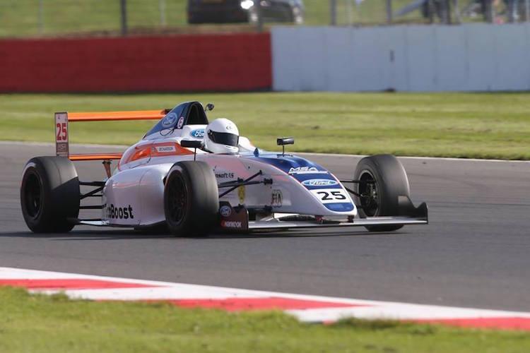 Richardson MSA Formula 2015 Silverstone