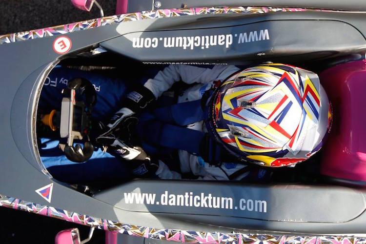 Ticktum 2015 MSA Formula