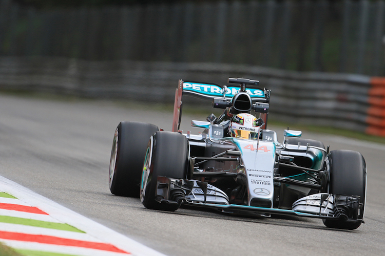 Hamilton Monza 2015