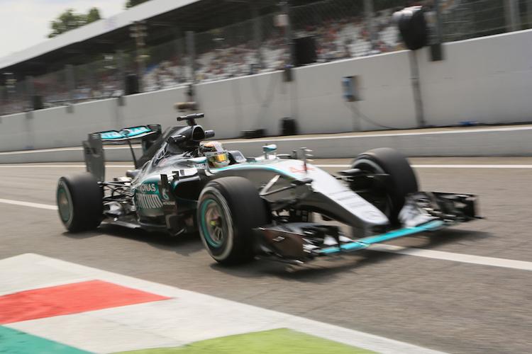 Hamilton 2015 Monza