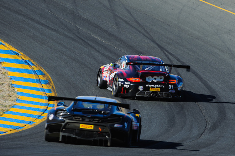 EFFORT Racing van der Zande 2015 PWC Sonoma