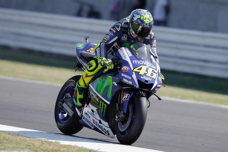 Rossi 2015 MotoGP San Marino