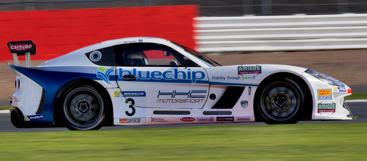 Carl Breeze - Credit: AS Autosport Photography