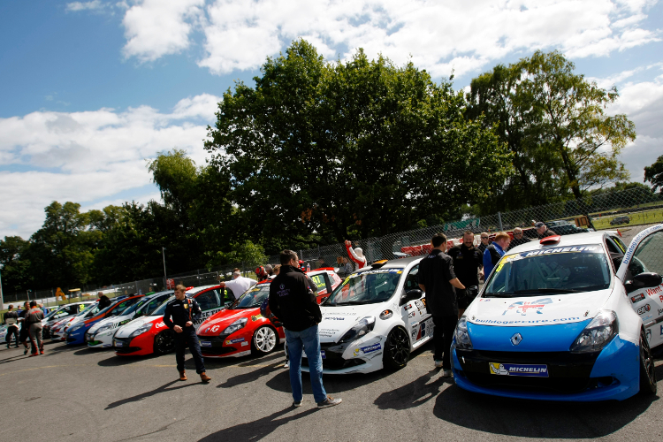 Clio Cup Series - Credit: Jakob Ebrey Photography