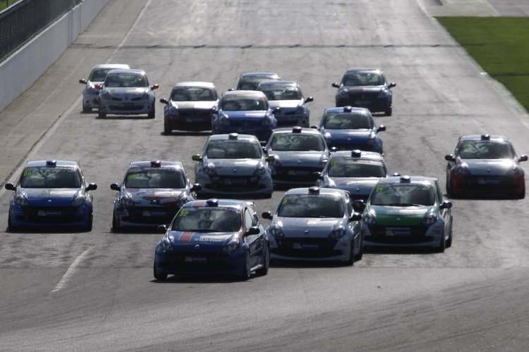 Michelin Clio Cup Series - Credit: Jakob Ebrey Photography