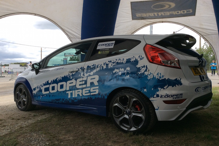 Cooper Tires Ford Fiesta ST