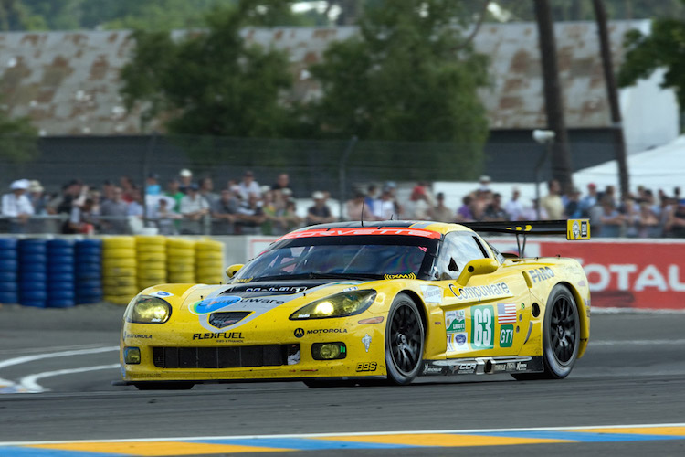 Corvette Racing 2009 Le Mans O'Connell