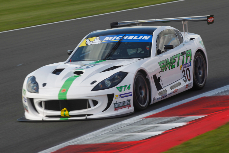 Pittard Pushed Forwards In Both Silverstone Races - Credit: Jakob Ebrey Photography