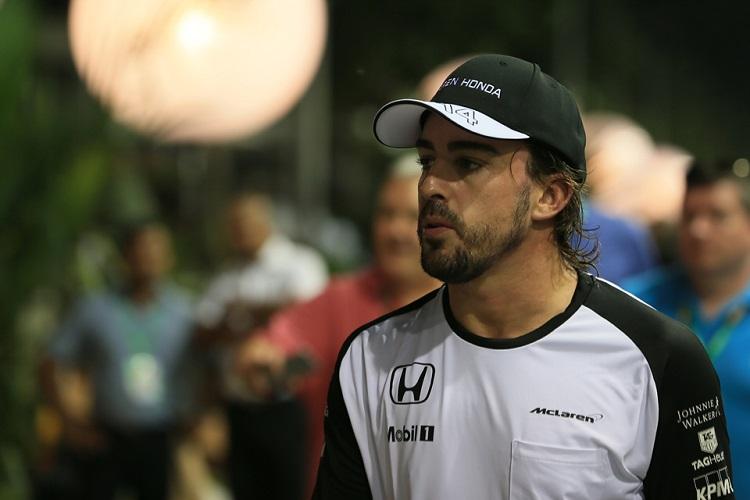 Fernando Alonso 7