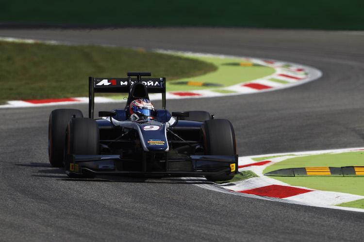 Evans GP2 Monza 2015