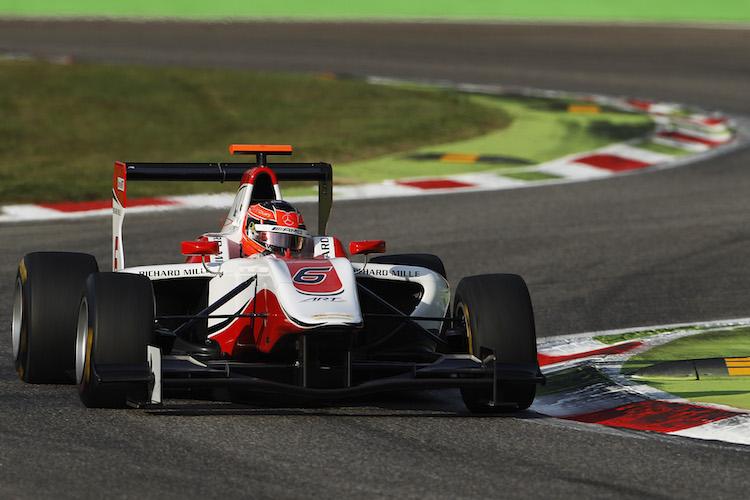 Ocon 2015 Monza GP3