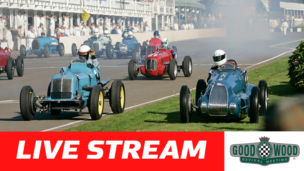 Goodwood Revival live stream 2015 thumbnail