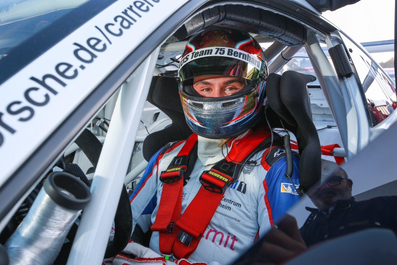 Motorsports / Porsche Carrera Cup, 3. Lauf 2015, Nürburgring-Nordschleife, GER