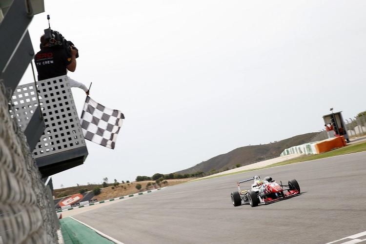 FIA Formula 3 European Championship, round 9, race 1, Portimão (POR)