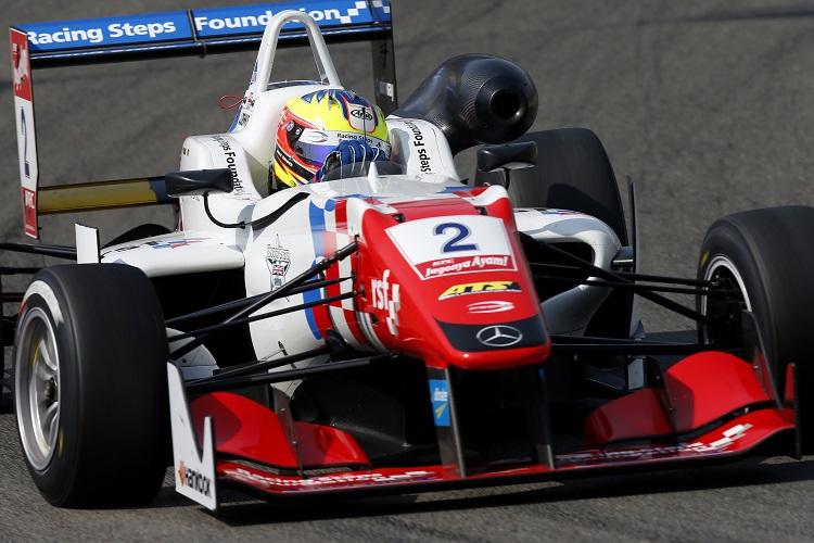 FIA Formula 3 European Championship, round 7, race 2, Zandvoort (NED)
