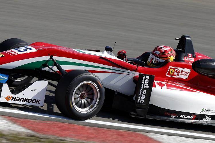 FIA Formula 3 European Championship, round 7, Zandvoort (NED)