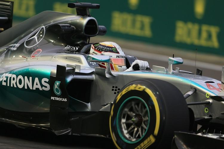 Lewis Hamilton 15