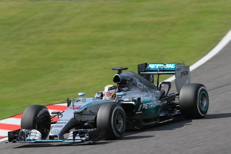Lewis Hamilton 22