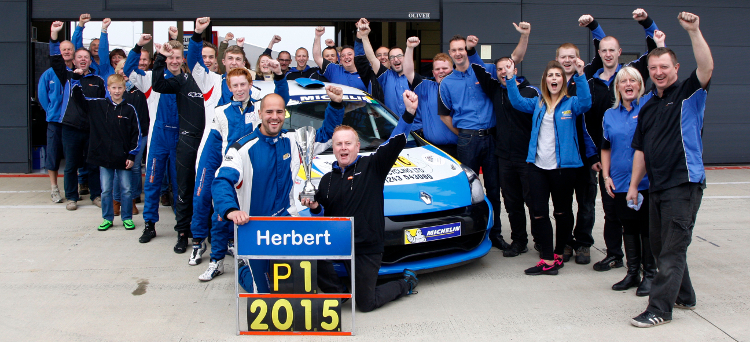 Herbert And The Westbourne Team Celebrate Their Title - Credit: Jakob Ebrey Photography