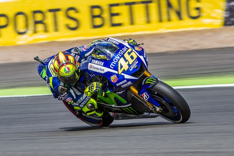 Valentino Rossi - Photo Credit: Craig McAllister
