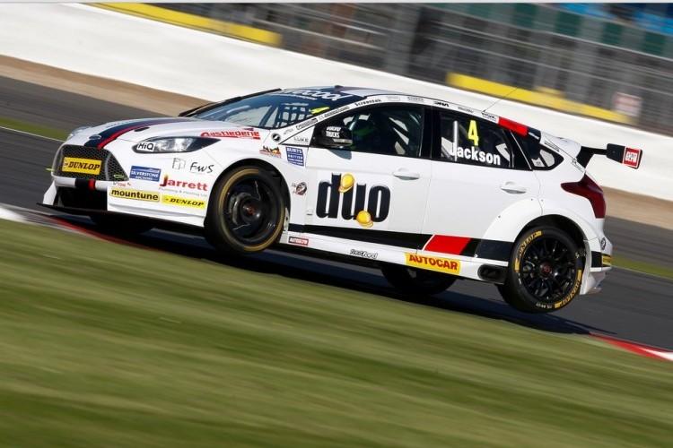 Mat Jackson 2015 Silverstone 1