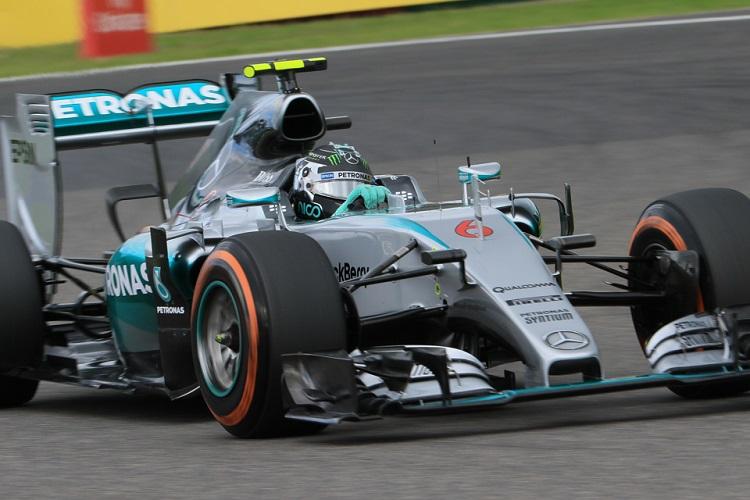 Nico Rosberg 14