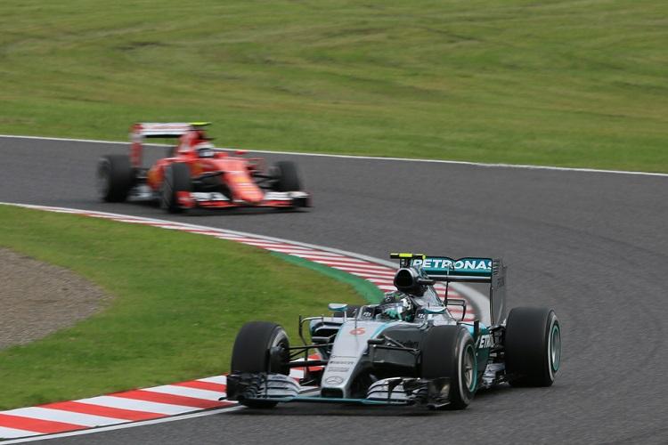 Nico Rosberg 16