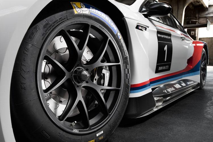 BMW unveil their 2016 challenger – the M6 GT3 – in Frankfurt