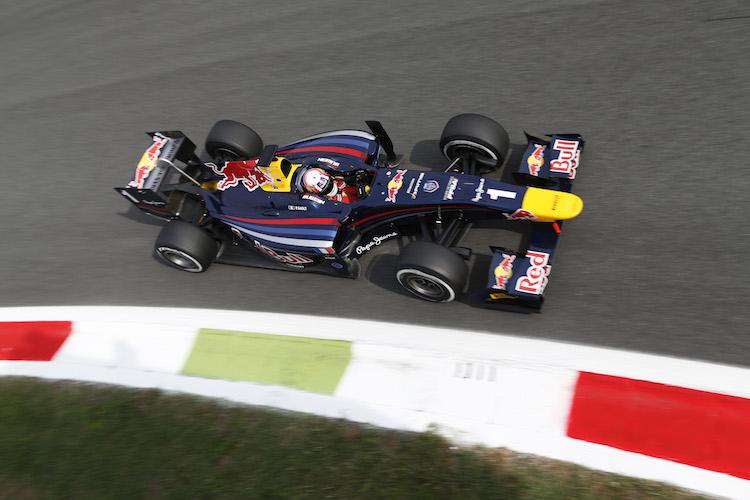 Gasly 2015 GP2 Monza