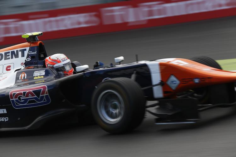Ghiotto 2015 GP3 Monza