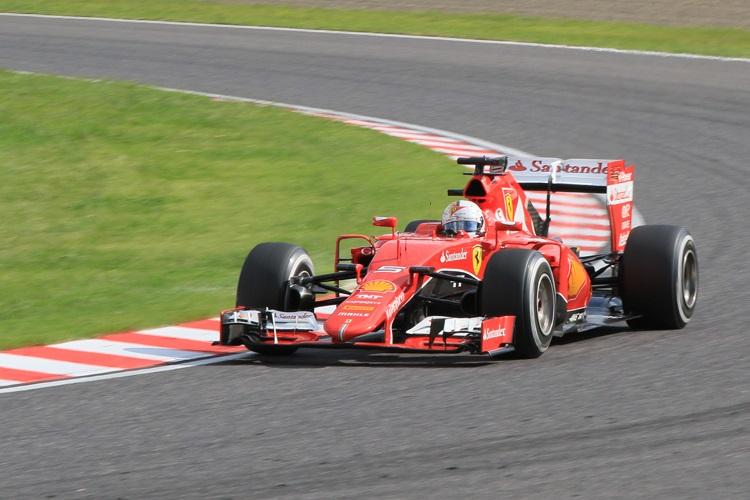 Sebastian Vettel 15