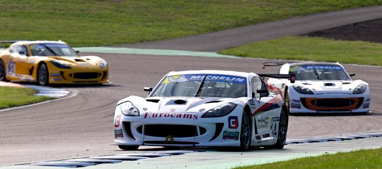 Burns - Credit: AS Autosport Photography