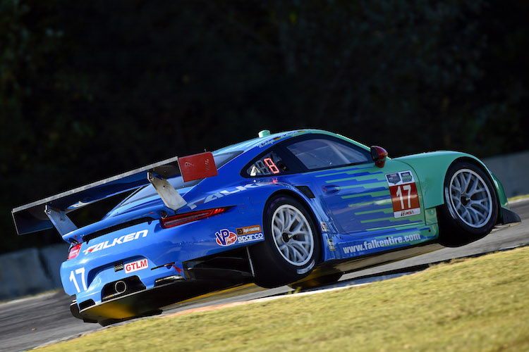 Marc Lieb To Join Patrick Dempsey, Andrew Davis And Joe Foster For ...