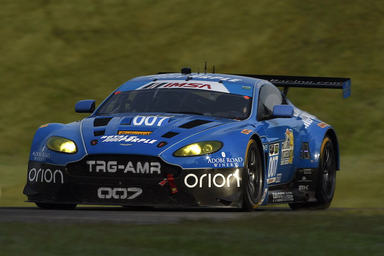 Christina Nielsen is on the brink of an amazing achievement (Credit: Scott R LePage/LAT Photo USA/IMSA.com)