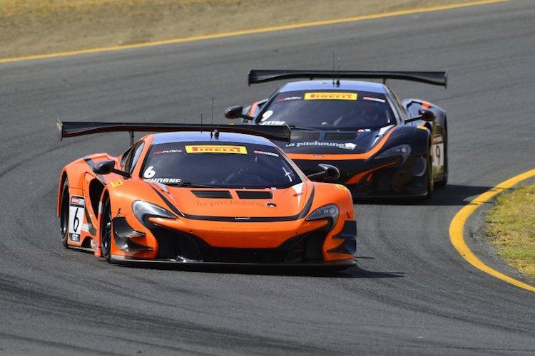 K-PAX Racing Thorne Estre 2015 PWC Sonoma