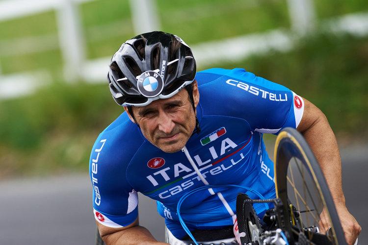Alex Zanardi - BMW AG