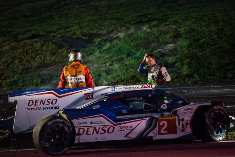 Car #2 / TOYOTA RACING (JPN) / Toyota TS040 - Hybrid / Alexander Wurz (AUT) / Stephane Sarrazin (FRA) / Mike Conway (GBR) - FIA WEC 6 hours of COTA at Circuit Of The Americas - Austin - United States