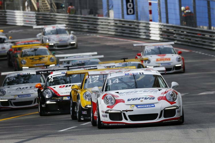 Supercup is Pym's target. (Credit: Porsche AG)