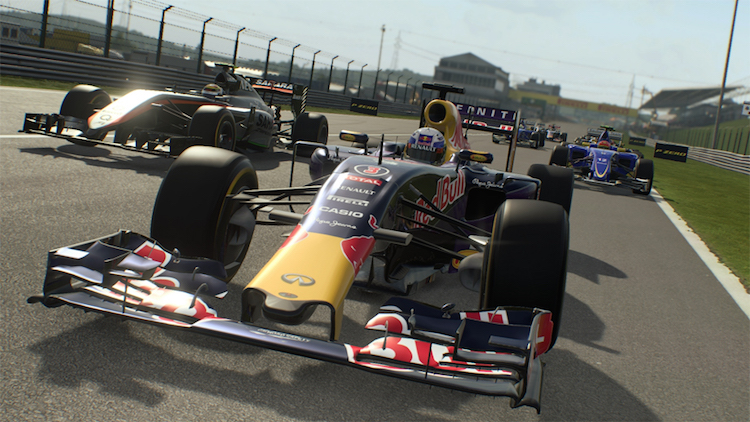F1 2015 video game